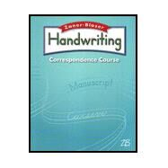 HANDWRITING:CORRESPONDENCE COURSE by Unknown, 9781453101582