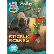 Disney Zootopia Sticker Scenes by Parragon Books Ltd., 9781474821582