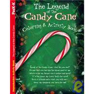 The Legend of the Candy Cane by Warner Press, 9781593171582