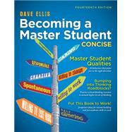 Becoming a Master Student by Ellis, 9781133311584