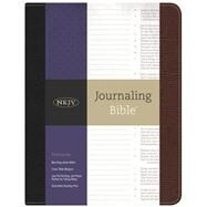 NKJV Journaling Bible® by Holman Bible Staff, 9781433691584