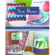 Sew Home by Schlosser, Erin, 9781617451584