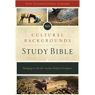 NIV Cultural Backgrounds Study Bible by Walton, John H.; Keener, Craig S., 9780310431589