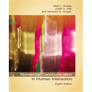 Nonverbal Communication in Human Interaction by Knapp, 9781133311591