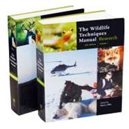 The Wildlife Techniques Manual by Silvy, Nova J., 9781421401591