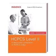 HCPCS Level II Professional 2009 (Softbound Edition) by Ingenix, 9781601511591