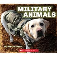 Military Animals With Dog Tags by Calkhoven, Laurie, 9780545871594