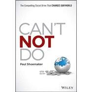 Can't Not Do by Shoemaker, Paul, 9781119131595
