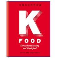 K-food by West, Da-hae; West, Gareth, 9781784721596