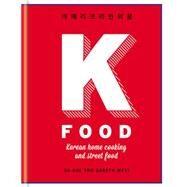 K-food by West, Da-hae; West, Gareth, 9781784721596