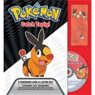 Catch Tepig! A Pokémon Look and Listen Set by Pikachu Press, 9781604381597