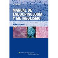 Manual de endocrinología y metabolismo by Lavin, Norman, 9788496921597