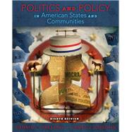 Politics and Policy in American States & Communities by Dresang, Dennis L.; Gosling, James J., 9780205251599