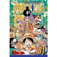 One Piece 81 by Oda, Eiichiro, 9781421591599
