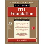 Itil Foundation All-in-one Exam Guide by Davies, Jim, 9780071841603
