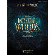 Into the Woods: Movie Vocal Selections by Sondheim, Stephen (COP), 9781495011603