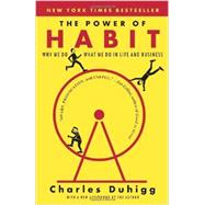 The Power of Habit by DUHIGG, CHARLES, 9780812981605