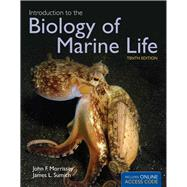 Introduction to the Biology of Marine Life by Morrissey, John F.; Sumich, James L., 9780763781606