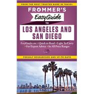 Frommer's EasyGuide to Los Angeles and San Diego by Delsol, Christine ; Mellin, Maribeth, 9781628871609