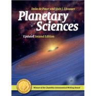 Planetary Sciences by De Pater, Imke; Lissauer, Jack J., 9781107091610