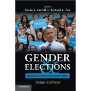 Gender and Elections by Carroll, Susan J.; Fox, Richard L., 9781107611610