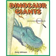 Dinosaur Giants by Johnson, Jinny, 9781770921610
