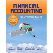 FINANCIAL ACCT.F/UNDERGRADS-W/ACCESS by Unknown, 9781618531612