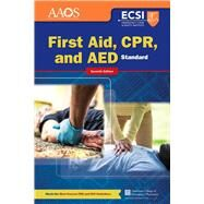 First Aid, CPR, and AED by Thygerson, Alton L., 9781284041613