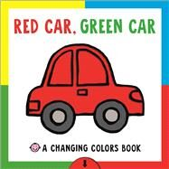 Red Car, Green Car by Priddy, Roger, 9780312521615