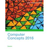 New Perspectives on Computer Concepts 2016, Comprehensive by Parsons, June Jamrich, 9781305271616