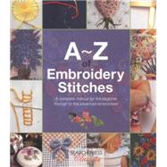 A-Z of Embroidery Stitches by Bumpkin, Country, 9781782211617