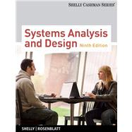 Systems Analysis and Design by Shelly,Gary B., 9780538481618