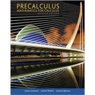 Bundle: Precalculus: Mathematics for Calculus, 7th + Enhanced WebAssign, 1 term (6 months) Printed Access Card for Pre-Calculus & College Algebra, Single-Term Courses by Stewart, James; Redlin, Lothar; Watson, Saleem, 9781305701618