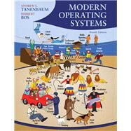 Modern Operating Systems by Tanenbaum, Andrew S.; Bos, Herbert, 9780133591620