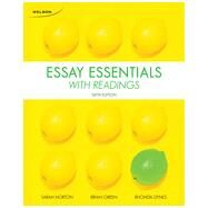 Essay Essentials with Readings, 6th Edition by Norton/Green/Dynes, 9780176531621