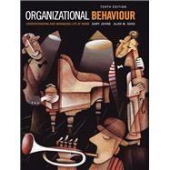 Organizational Behaviour by Gary Johns, 9780133951622