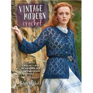 Vintage Modern Crochet by Chachula, Robyn, 9781632501622