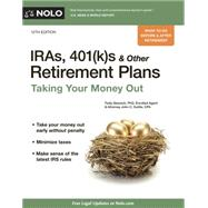 Iras, 401ks & Other Retirement Plans by Slesnick, Twila, Ph.D.; Suttle, John C., 9781413321623