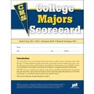 College Majors Scorecard - qty 1 by JIST Career Solutions, 8780000111624