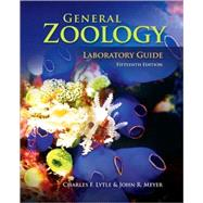 General Zoology Laboratory Guide by Lytle, Charles; Meyer, John, 9780073051628