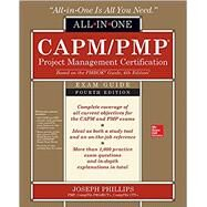 CAPM/PMP Project Management Certification All-In-One Exam Guide, Fourth Edition by Phillips, Joseph, 9781259861628