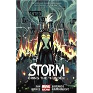 Storm Vol. 2 by Pak, Greg; Ibanez, Victor, 9780785191629