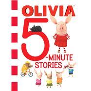 Olivia 5-minute Stories by Simon Spotlight, 9781534411630