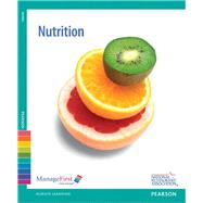 ManageFirst Nutrition with Answer Sheet by National Restaurant Association, 9780132181631