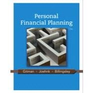 Personal Financial Planning by Gitman, Lawrence J.; Joehnk, Michael D.; Billingsley, Randy, 9781111971632
