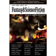 The Very Best of Fantasy & Science Fiction, Volume 2 by King, Stephen; De Lint, Charles; Yolen, Jane; Bacigalupi, Paolo; Van Gelder, Gordon, 9781616961633