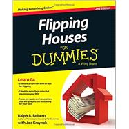 Flipping Houses for Dummies by Roberts, Ralph R.; Kraynak, Joseph (CON), 9781118801635