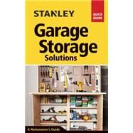Stanley Garage Storage Solutions by Schiff, David, 9781631861635
