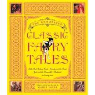 Annotated Classic Fairy Tales Cl by Tatar,Maria, 9780393051636