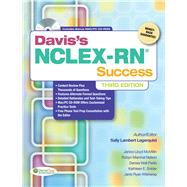 Davis's NCLEX-RN Success (Book with Access Code) by Lagerquist, Sally L., RN, 9780803621640
